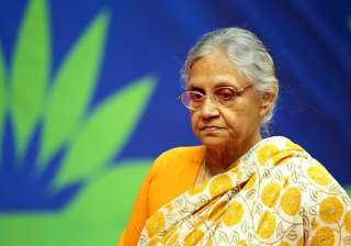 sheila dikshit downplays mcd poll results - India...