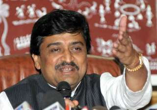 shiv sena not to field candidate against chavan -...