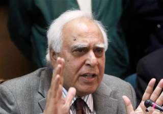 sibal ready to address objections raised by iits...