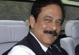 subrata roy to sleep on the floor at tihar eat...
