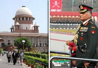 supreme court to hear army chief s petition on...