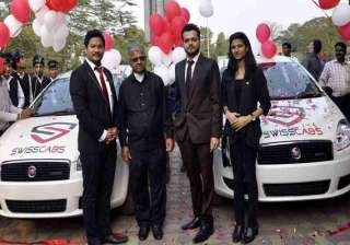 swiss cabs introduced in guwahati - India TV