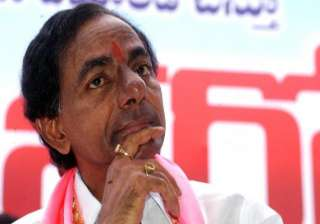 trs rules out hyderabad as ut or joint capital -...