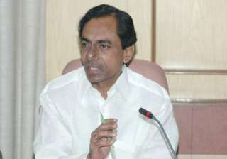 telangana cm promises waiver of crop loans worth...