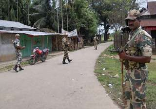telangana effect two killed in assam for...