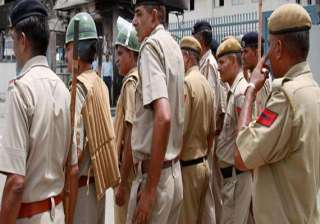 tension in up village after clash between two...