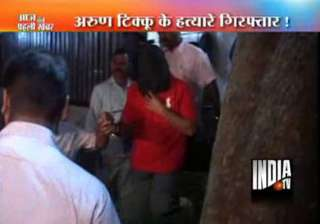tikkoo murder accused palande alleges he s being...