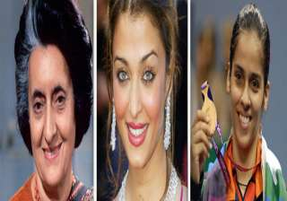 top 20 prominent women of india - India TV