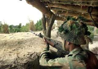 two pak soldiers injured in retaliatory firing by...