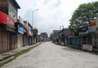 two killed in statehood violence in assam curfew...