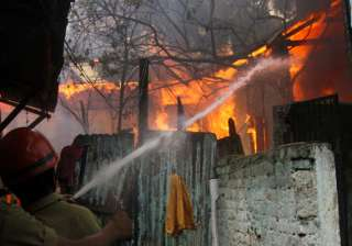 two injured in explosion in medical college...