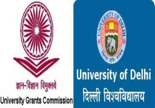 ugc asks du not to conduct admission under fyup...
