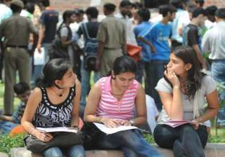 ugc asks du to scrap 4 year ug course vc digs his...
