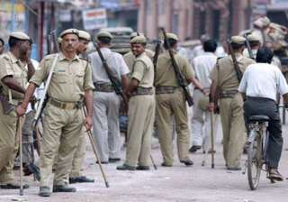 up cop transferred after minister booked in...