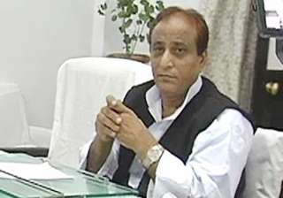 up minister azam khan s staff allege abuse seek...