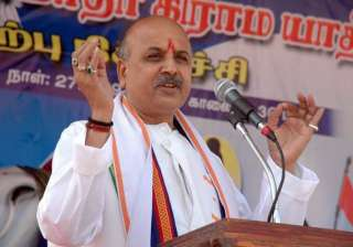 vhp to start amarnath yatra from june 15 togadia...