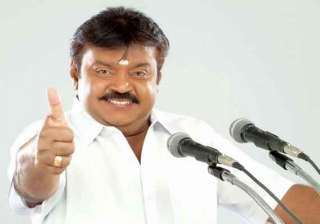 vijaykant s party likely to enter poll fray in...
