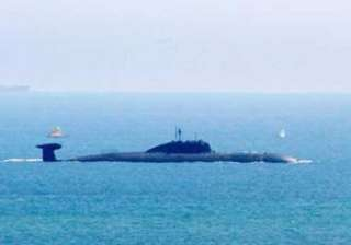 vizag incident industrial not related to navy...