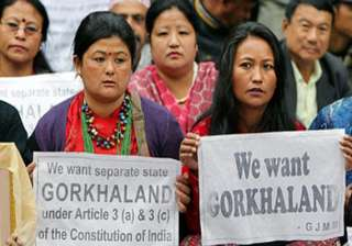 wb governor disapproves of demand for gorkhaland...