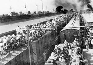 watch in pics the wounds of partition in 1947 -...