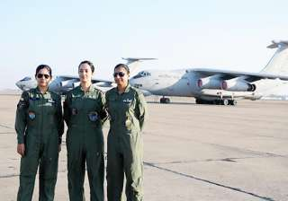 women physically not suited for flying fighter...