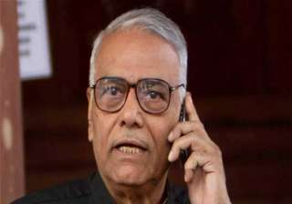 yashwant sinha remains in jail bail of 2 others...