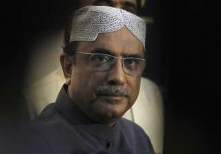 zardari coming with 40 member delegation - India...