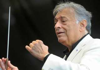 zubin mehta to perform at concert on banks of dal...