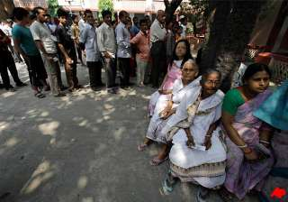 over 54 pc polling till 1 pm in bengal - India TV