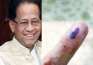 22 pc voting in first 3 hours in assam - India TV