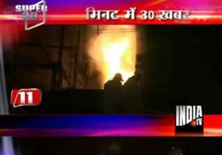 10 workers charred to death in delhi factory fire...