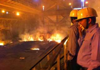 five killed in gas leakage at bhilai steel plant...