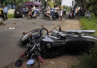 3 injured in accident in kolkata - India TV