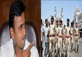 2 senior ips officers suspended in up - India TV