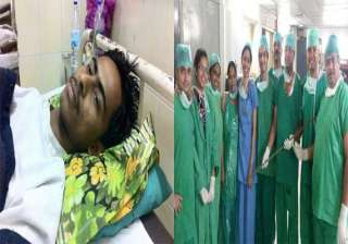 22 year old electrician defies death survives...