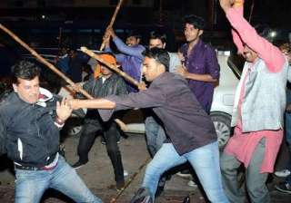 aap members arrested lookout for ashutosh ilmi -...