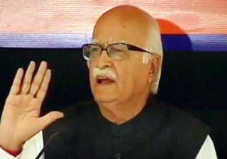 advani gives call for jihad against corruption -...