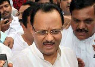 ajit pawar attacks modi bats for rahul - India TV