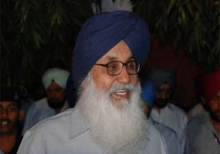 akali dal turns the table on congress - India TV