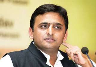 akhilesh suspends official in rae bareli...