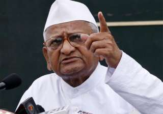 anna hazare to campaign against two former...
