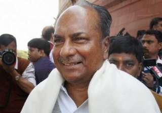 antony s statement not attempt to let off...