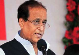 azam khan says manmohan does not deserve to hold...