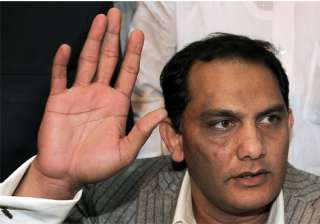 azharuddin faces opposition from congress workers...