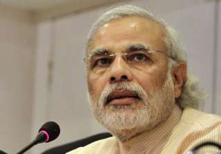 bjp may delay announcing modi as pm candidate -...