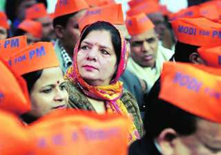 bjp may get 41 49 seats in up says survey - India...