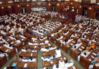bjp members stage walkout from council over power...