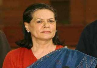 bjp s ideology spreads extremism says sonia...