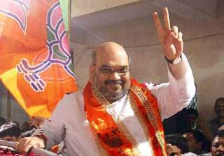 bjp s new star amit shah all set to be party...