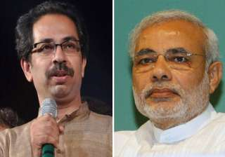 bjp seems not in touch with modi writes uddhav in...